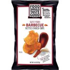 Barbeque Sweet Potato Kettle Cooked Chips