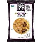 Olive Tortilla Chips
