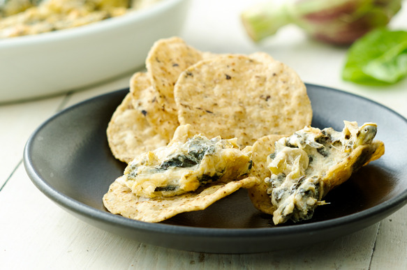 Artichoke Spinach Dip | Recipes | Food Should Taste Good