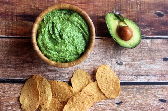 Avocado Spinach Pesto | Food Should Taste Good