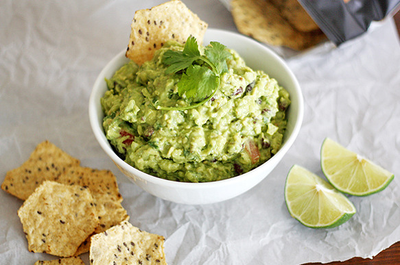 Black Bean-Pineapple Guacamole Recipe | Food Should Taste Good