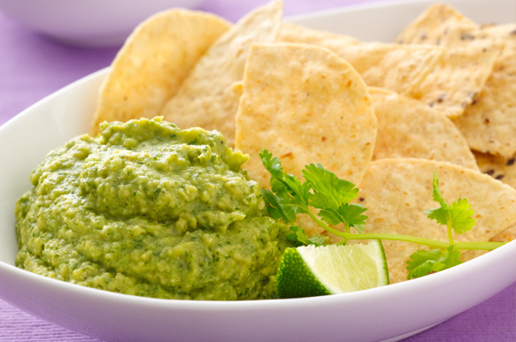 Avocado Hummus Recipe | Food Should Taste Good