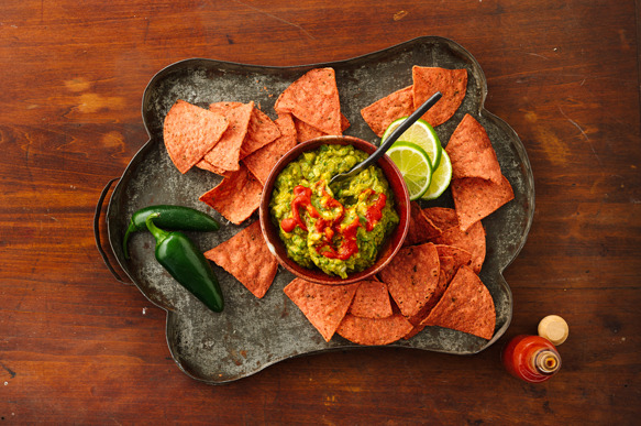 Sriracha Guacamole | Recipes | Food Should Taste Good