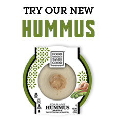 Hummus: New Product