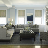 West End Avenue by Gregory Shano Interiors