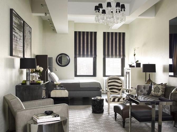 chelsea studio by gregory shano interiors - Chelsea Interior Designers