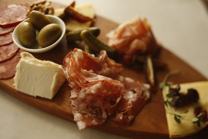 Meat and Chease Board