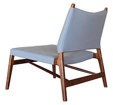 C05 modern handmade upholstered lounge chair