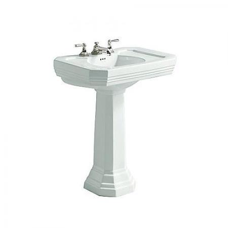 Kallista Pedestal Sink