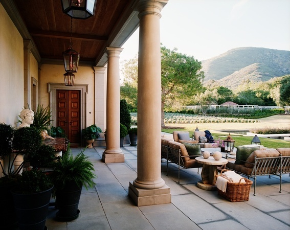 Malibu Palladian Villa