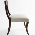 Jasper Furniture EBONY INLAY SIDECHAIR