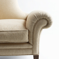 Jasper Furniture DROPPED-ARM CHAIR - RIGHT ARM FACING