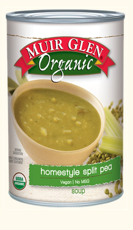 Homestyle Split Pea Soup