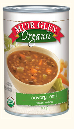 Savory Lentil Soup