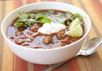 Muir Glen Smokin' Hot Brisket Chili Recipe