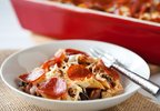 Muir Glen Pizza Pasta Bake
