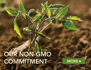 Non-GMO commitment
