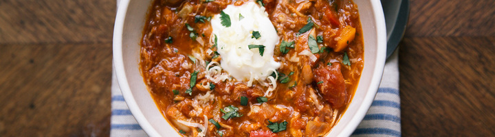 Chili Recipe Roundup Sweepstakes