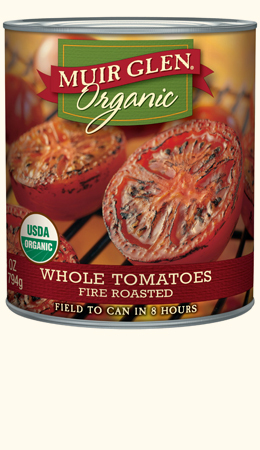 Fire Roasted Whole Tomatoes