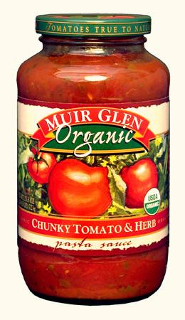 Chunky Tomato & Herb Pasta Sauce