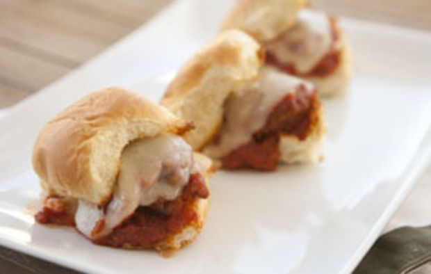 Muir Glen Meatball Sliders Recipe