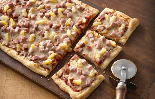 Muir Glen Easy Hawaiian Pizza