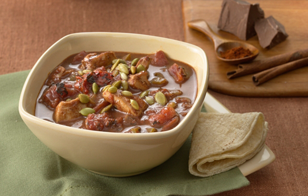 Muir Glen Mole Chicken Chili