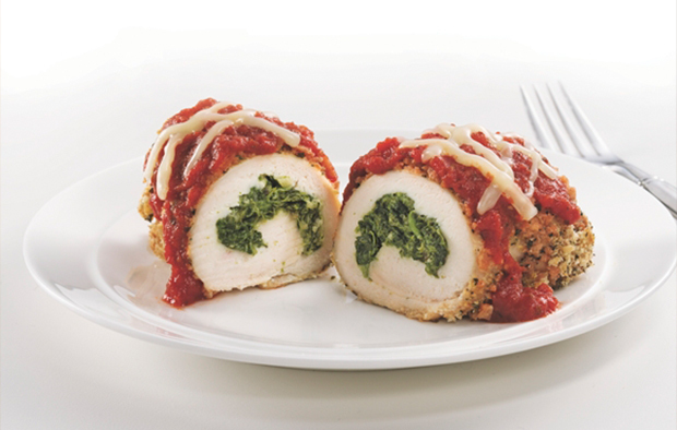 Muir Glen Stuffed Chicken Parmesan