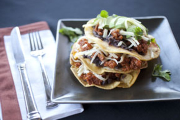 Chorizo_enchilada_stack
