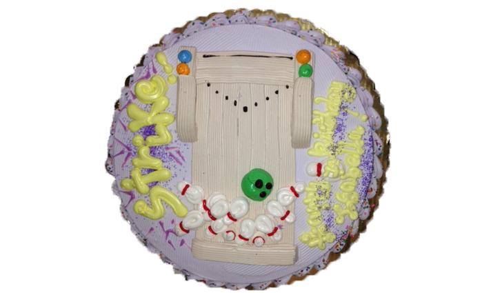 Bowlingcake