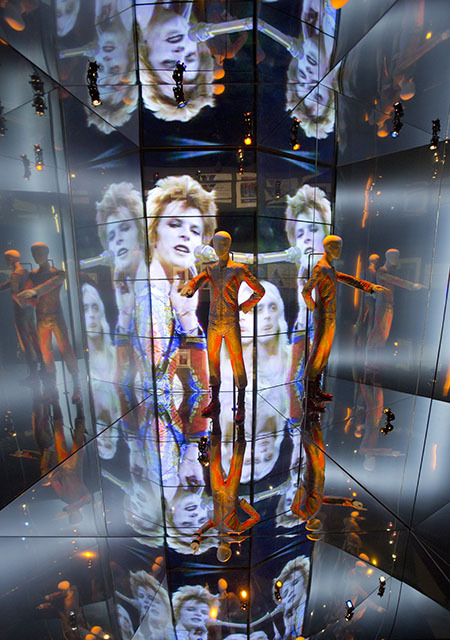 DAVID BOWIE IS – THE RETROSPECTIVE AT THE V&A