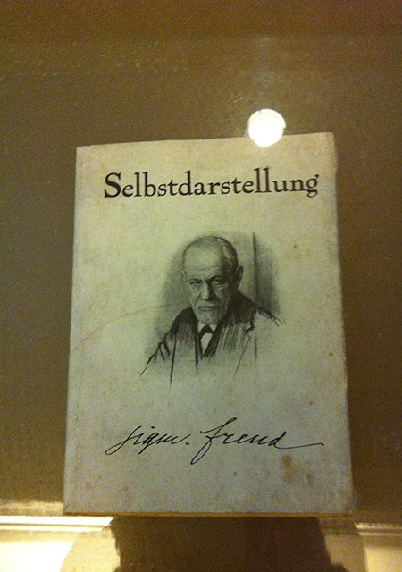 Psychoanalysis and art - Sigmund Freud