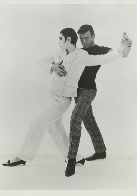 UCLA_Claxton_Gernreich and Moffitt Dancing