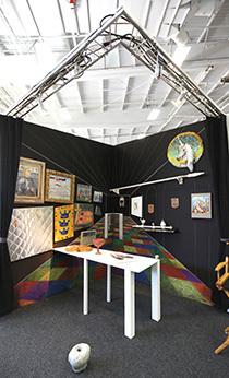 Merkx & Gwynne bring King Arthur's Court to NADA Art Fair.