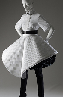 FIT Museum presents FASHION FROM A-Z exhibition in New York.