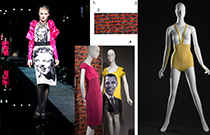 FIT Museum presents FASHION AND POLITICS exhibition.