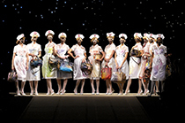 Marc Jacobs exhibit just opened at Paris's  Musée les Arts Décoratifs.
