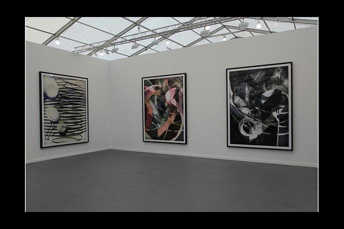 Frieze New York 2013. Thomas Ruff presented by David Zwirner at Frieze New York.