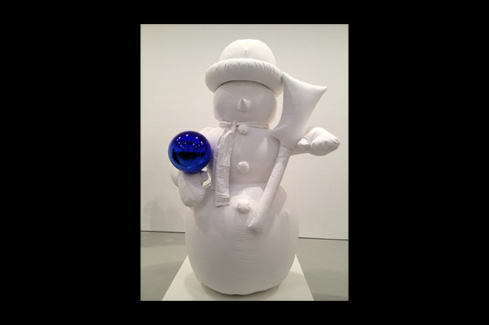 Jeff Koons | Art Exhibition in New York | Zip Magazine