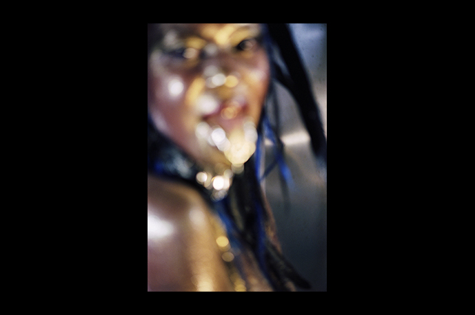 Marilyn Minter Wangechi Gold.