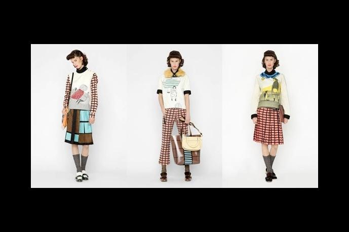 Marni, cooperation, Consuelo Castiglion, artist Brian Rea, fashion, trends
