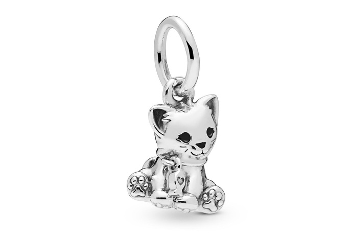 Pandora_charm_collection_cat