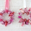 Faux Candy Wreaths
