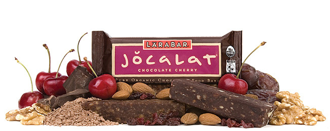 Jocalat Chocolate Cherry Bar