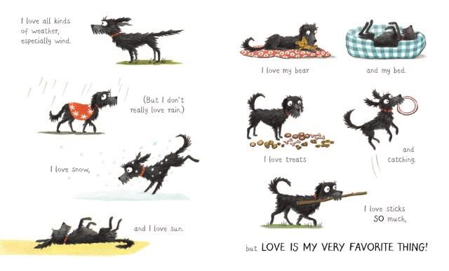 LOVE IS MY VERY FAVORITE THING!-Plum