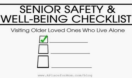 Senior Wellbeing Checklist - Joan Lunden's Blog