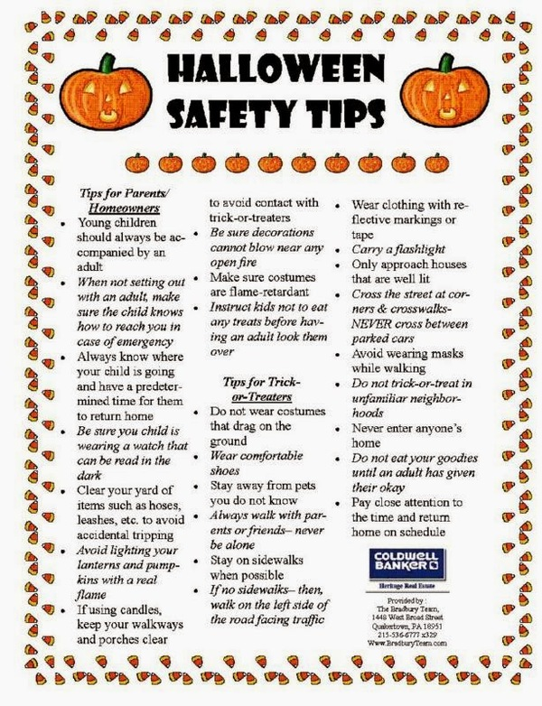 Halloween safety tips ar119362266322145
