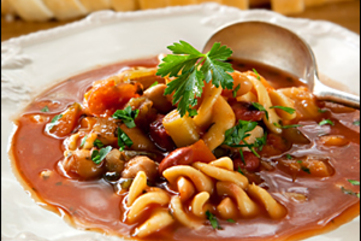 Minestrone large