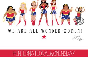 Wonder women 1