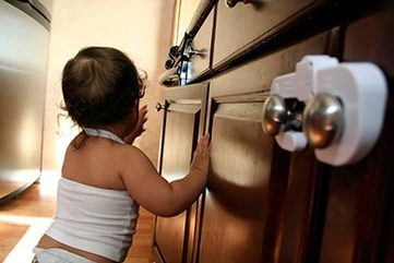 Tips for childproofing your home